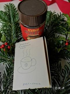 Bajka o ziarenku kawy